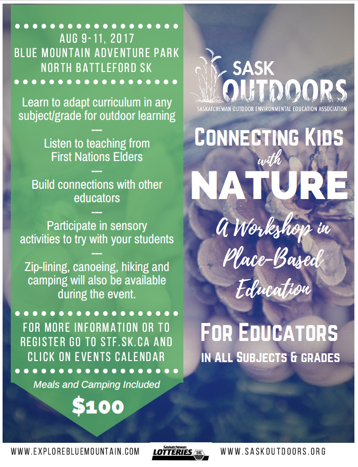 Connecting Kids with Nature: A Workshop in Place-Based Education
