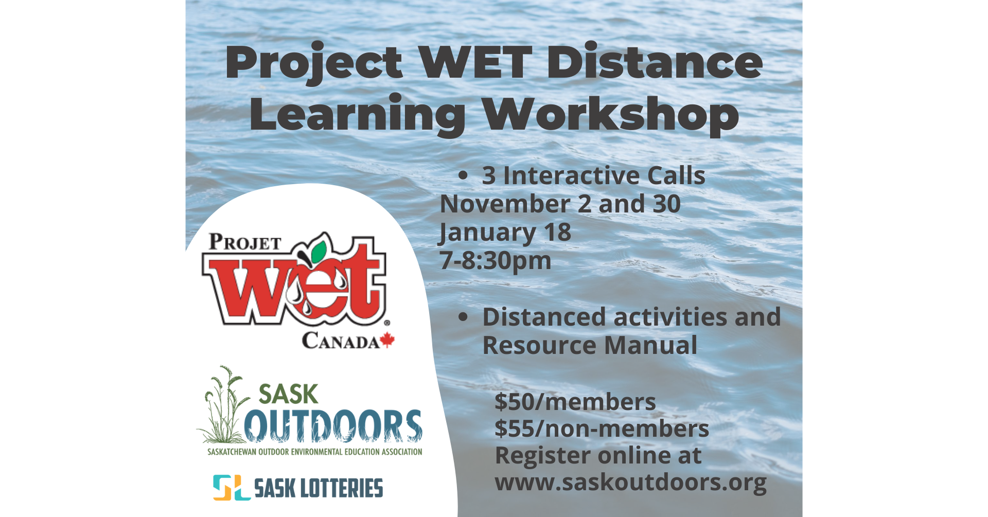 Distance Project WET Workshop
