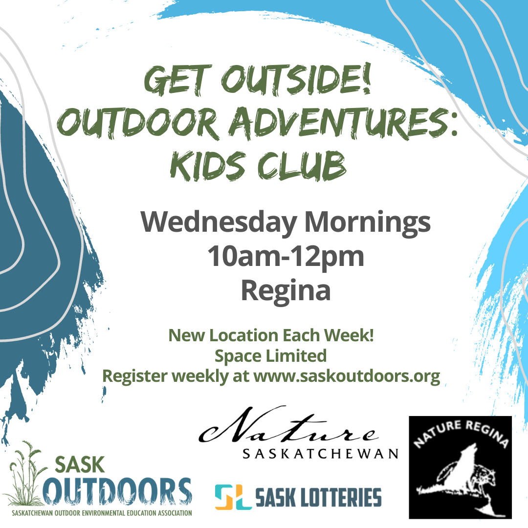 Get Outside! Outdoor Adventures: Kids Club
