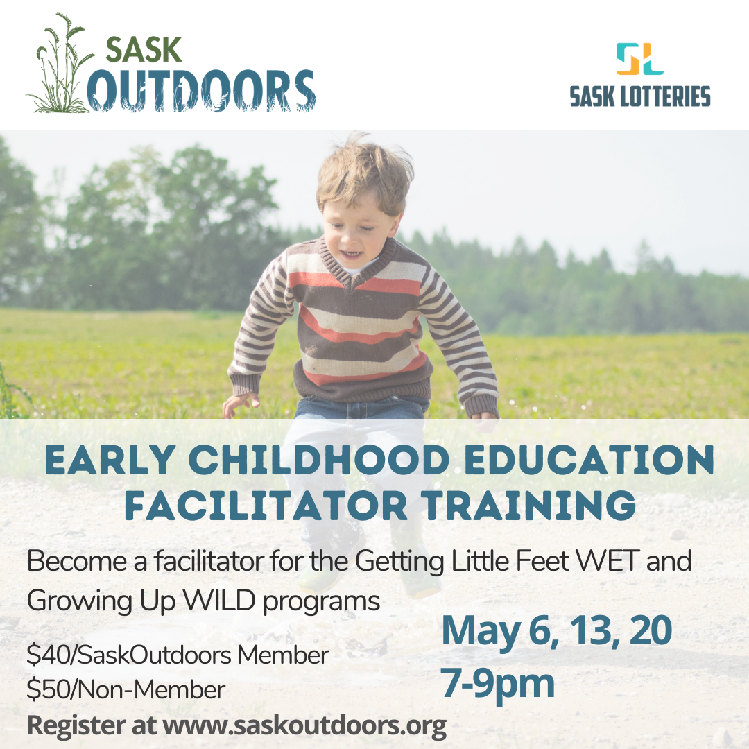 Growing Up WILD and Getting Little Feet Wet Facilitator Training