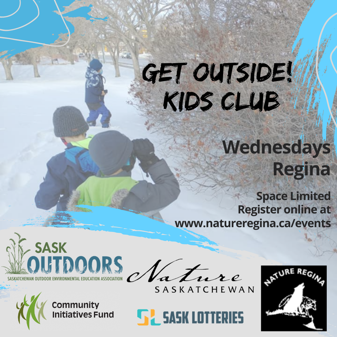 Kids Club! Get Outside