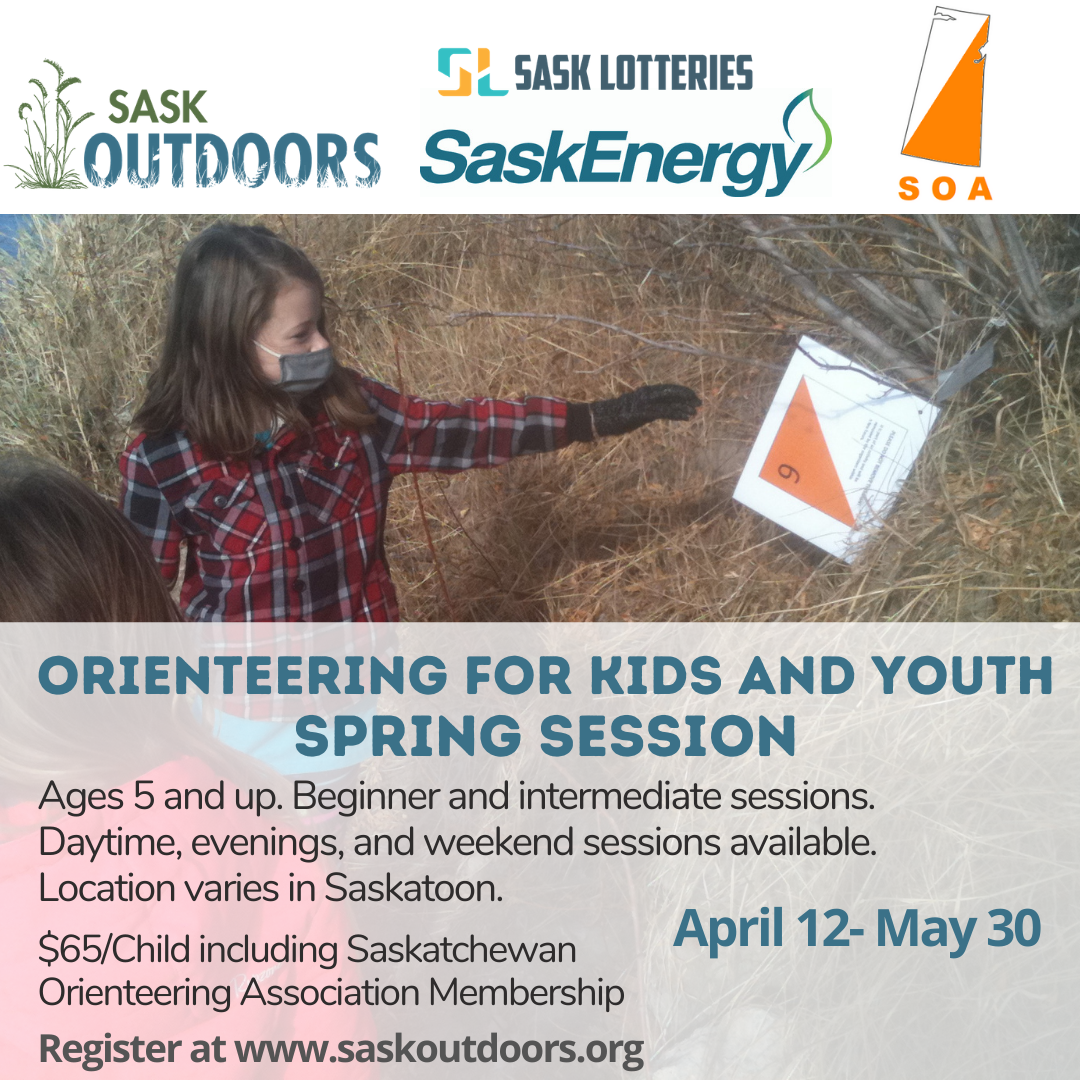 Orienteering for Kids (Spring Session)