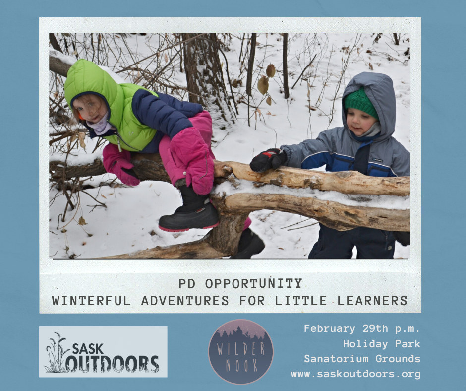 PD Opportunity: Winterful Adventures for Little Learners