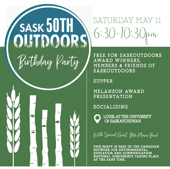 SaskOutdoors 50th Birthday Party