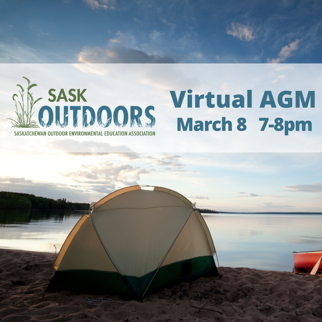 SaskOutdoors Annual General Meeting