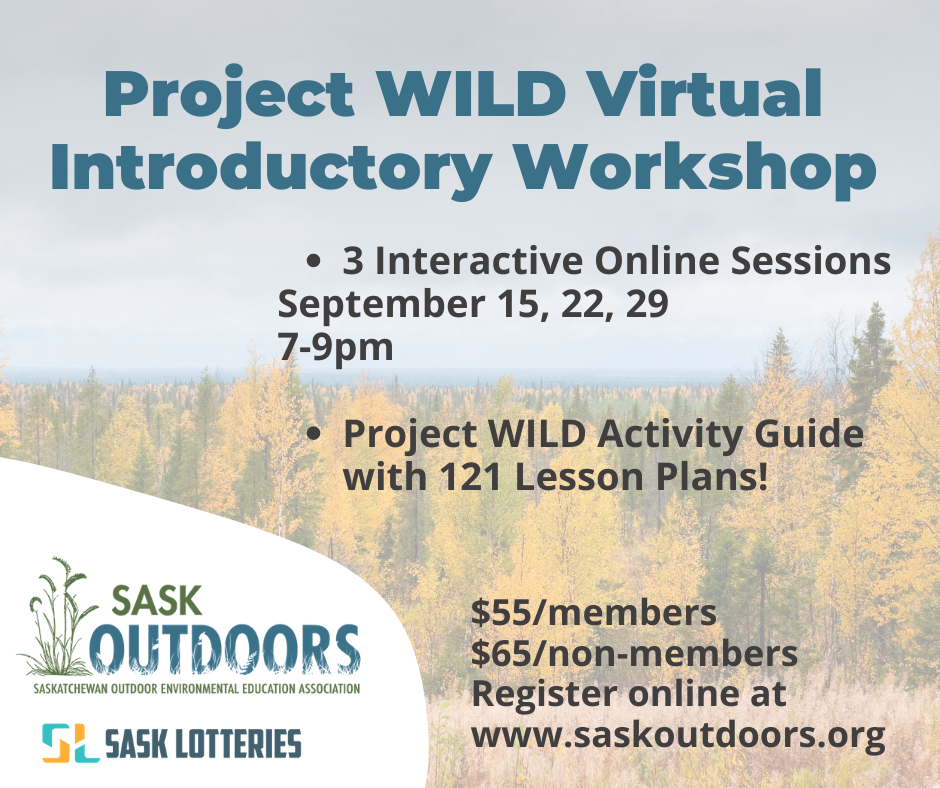 Virtual Project WILD Workshop