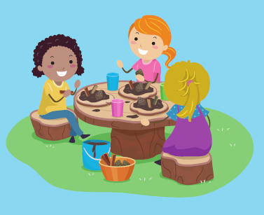 Pop Up Nature Play Event - Image 1