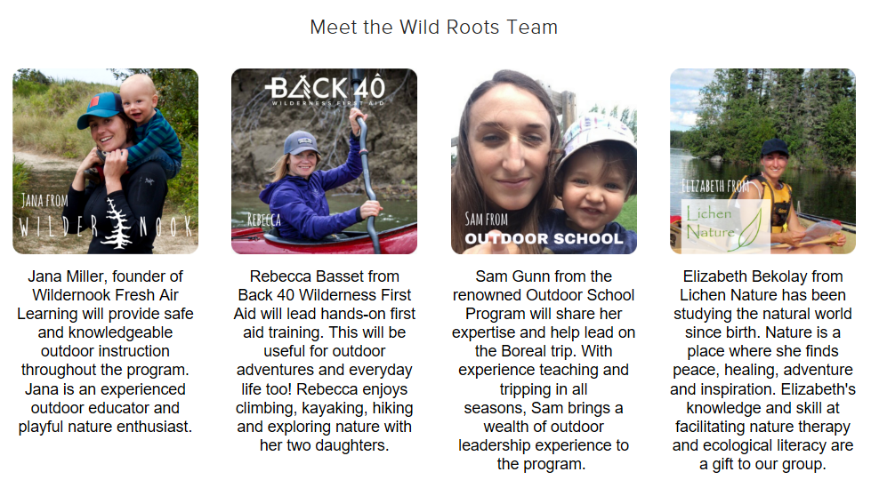 Wild Roots: A Summer Camp for Girls  - Image 1