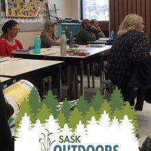 Do you use Snapchat? If you're hosting a SaskOutdoor partner event, let us know and we'll set up a filter for you! #snapchat #outdoorlearning #natureeducation #outdoortech