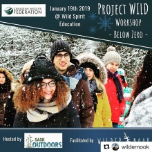 #Repost @wildernook with @get_repost ・・・ Just gonna set this here. We know January feels like a long ways off, but it's only two beautiful snow-filled months away! This Below Zero workshop is an introduction to a much needed winter education resou