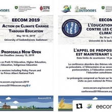 #Repost @eecom.canada with @get_repost ・・・ We are thrilled to announce the Call for Proposals for the 2019 Canadian Network for Environmental Education and Communication (EECOM) Conference is now open! https://eecom.org/eecom-2019/call-for-proposals