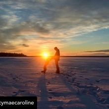 Posted @withrepost • @lacymaecaroline The best places in life are off-leash