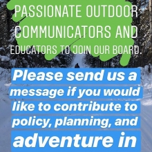Please tag your friends who would be a good fit for our board! Meeting this Sunday and anyone can join in virtually to get a sense of who we are. Send us a message :)