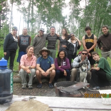 Core Neighbourhood Youth Coop Camping Trip 2014