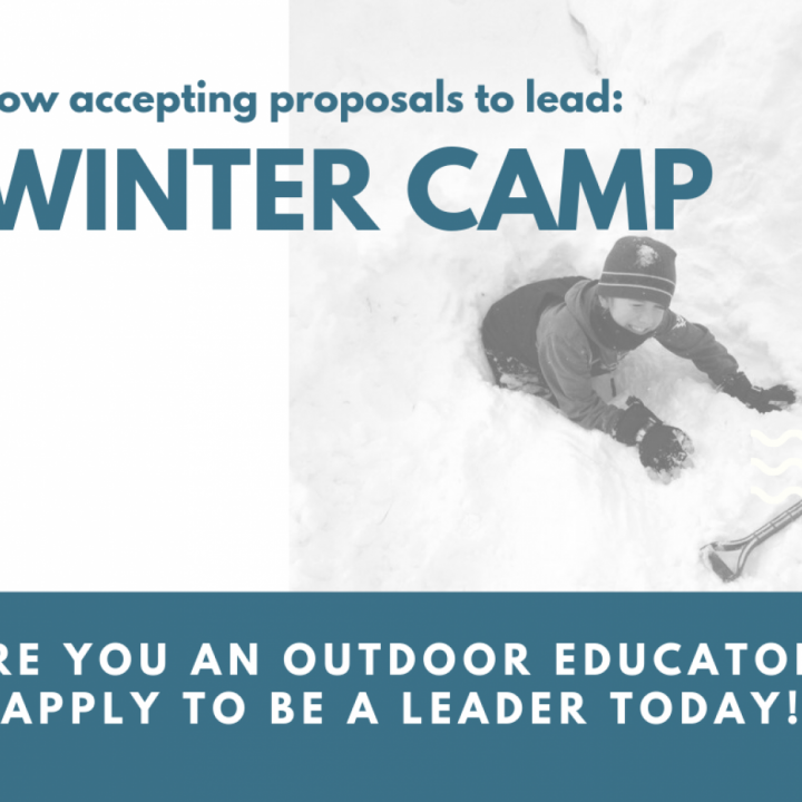 Winter Camp Call for Proposals