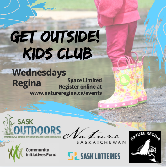Get Outside! Kids Club