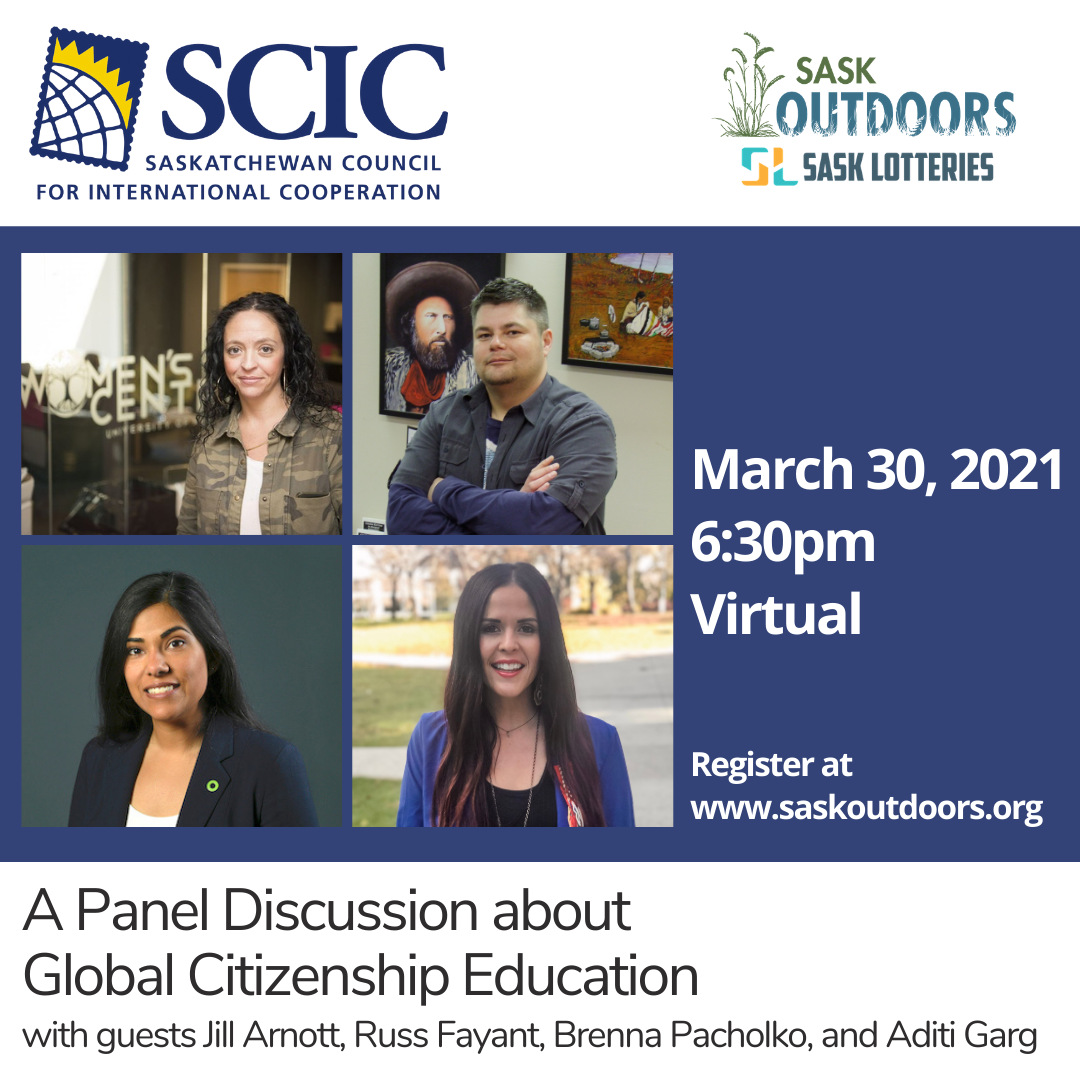 Panel Discussion on Global Citizenship Education