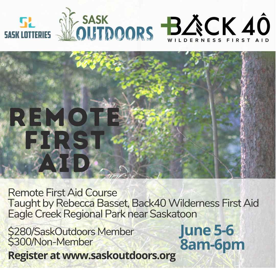 Remote First Aid near Saskatoon (20 hours)