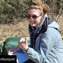 Posted @withrepost • @brandtysquid Survival day. #thisistheclassroom #mpscpssd #pssd #engagement #outdoors #outdoorclassroom
