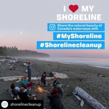 Another great way to #exploresask! Get outside and help @wwfcanada with the #shorelinecleanup - Even landlocked Saskatchewan has @shorelinecleanup in need :) . Tag @saskparksandrec and @saskoutdoors for a shoutout and to be entered for the chance to win a