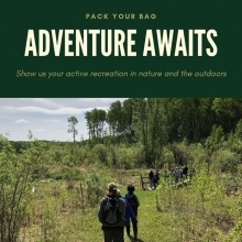 Show us your active recreation in nature and the outdoors for June Recreation and Parks Month! Tag @saskoutdoors and @saskparksandrec to be entered for the chance to win a prize by June 25th. #jrpm